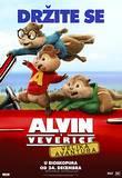 Alvin i veverice 4 - Velika avantura