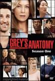 Uvod u anatomiju - sezona 1